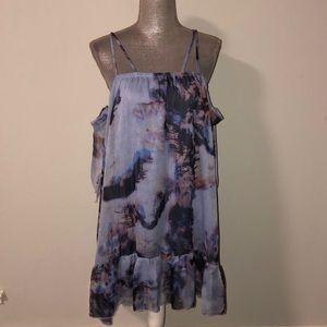NWT Kori chiffon dress